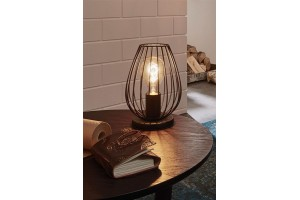 Декоративные настольные лампы: как определиться с покупкой?